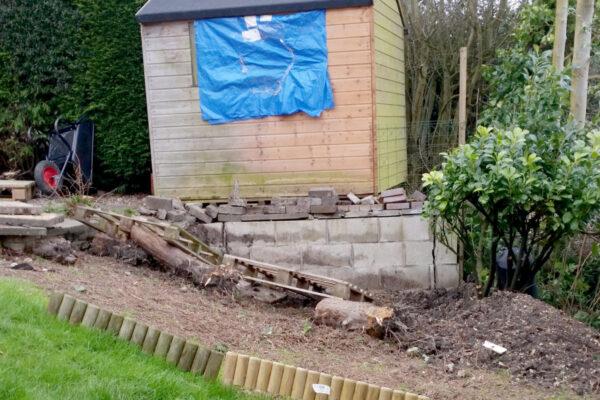 Garden Raised Bed Tier for Vegetables in Ilkeston